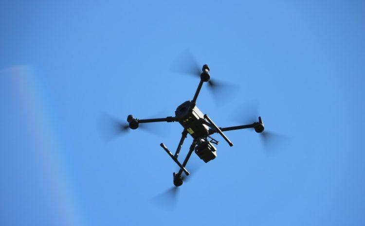 Drone de última generación llega al Choapa para apoyar labores de emergencia y seguridad