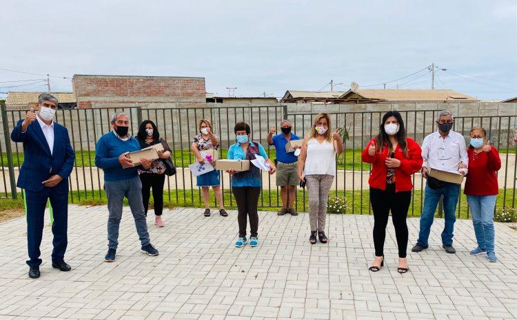 TAMSEC y FOSIS van en ayuda de Organizaciones Sociales