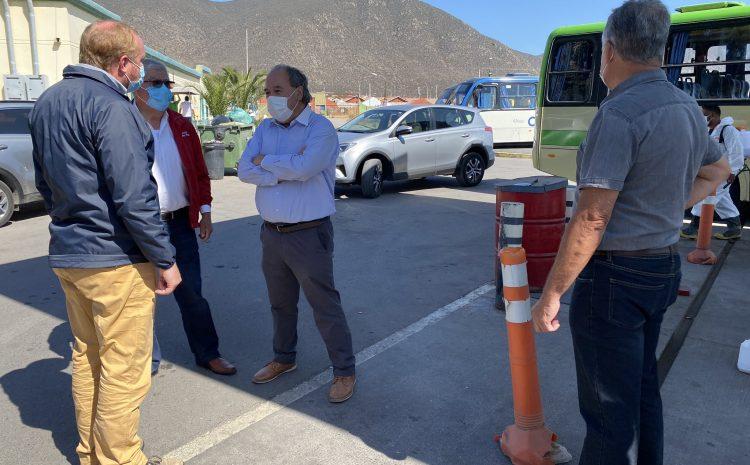 Plan Marzo reforzará controles de tránsito y mayor frecuencia y sanitización del transporte público