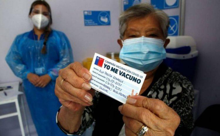 Nuevo cargamento de vacunas llega al país para continuar con el proceso en los próximos días