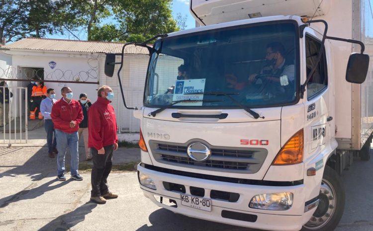 Llegan a la Región de Coquimbo más de 50 mil nuevas dosis de vacunas contra el covid19