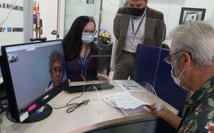 IPS lanza novedoso sistema de video atención para solicitar trámites