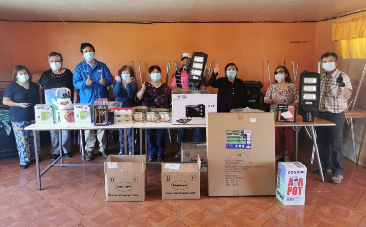Municipio de Illapel se reúne con Junta de Vecinos y Club del Adulto Mayor por proyecto FONDEVE