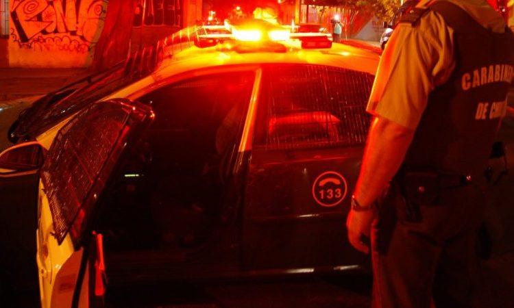 Siete personas resultaron detenidas por fiesta clandestina en La Serena