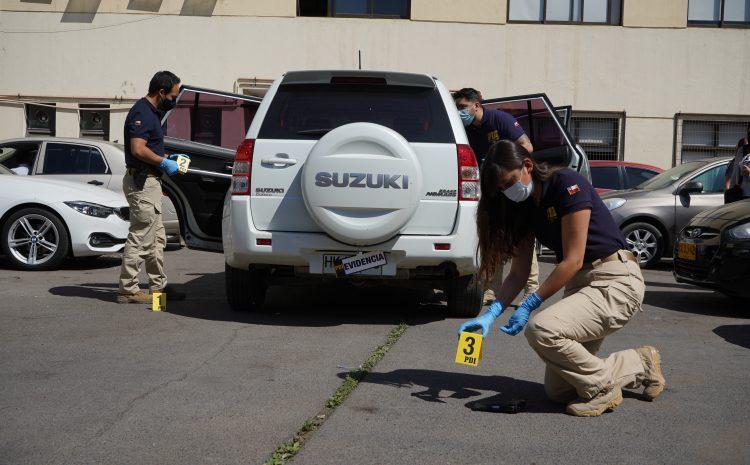 PDI especializa a detectives para fortalecer la recolección de evidencias