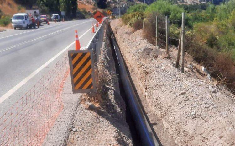 Aguas del Valle inicia obras clave que permitirán entregar seguridad hídrica a Salamanca e interconectar redes