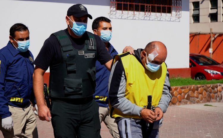 PDI detiene a Gendarme por tráfico de drogas al interior de penal de Huachalalume