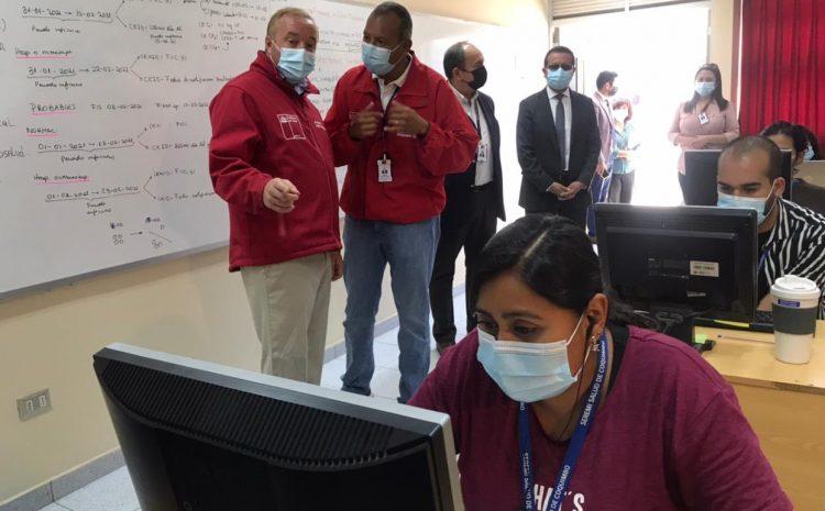 Realizan llamado a entregar toda la información en las entrevistas epidemiológicas