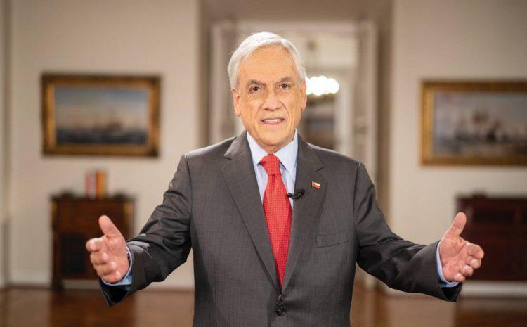 Presidente Piñera anunció nuevas entregas de IFE, Bono Clase Media y Subsidio al Empleo