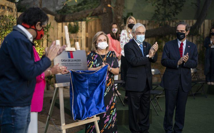 Presidente Piñera conmemora el Día Internacional de la Mujer y anuncia proyecto de ley contra deudores de pensiones