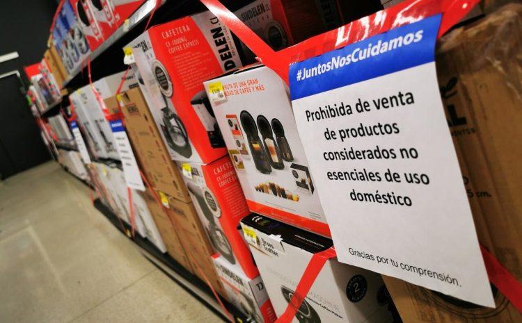 Gobierno incorporó mas productos a la lista de bienes esenciales de uso doméstico