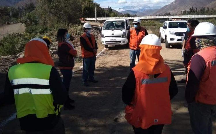 Empresa contratista de Aguas del Valle fue multada por el Municipio de Salamanca por no contar con permisos
