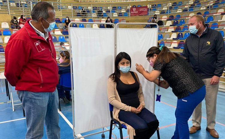 Más de 375 mil personas se deberán vacunar contra la Influenza en la región de Coquimbo