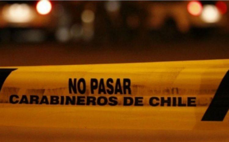 Una persona con lesiones graves dejó accidente vehicular en el sector de La Aguada en Illapel