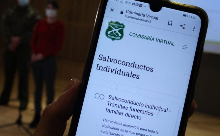 Usuarios reportan problemas para pedir permisos de desplazamiento en la pagina web de Comisaría Virtual