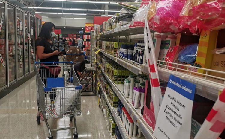 Autoridad sanitaria confirmó que prohibición de vender y hacer delivery de productos no esenciales se termina el 15 de abril