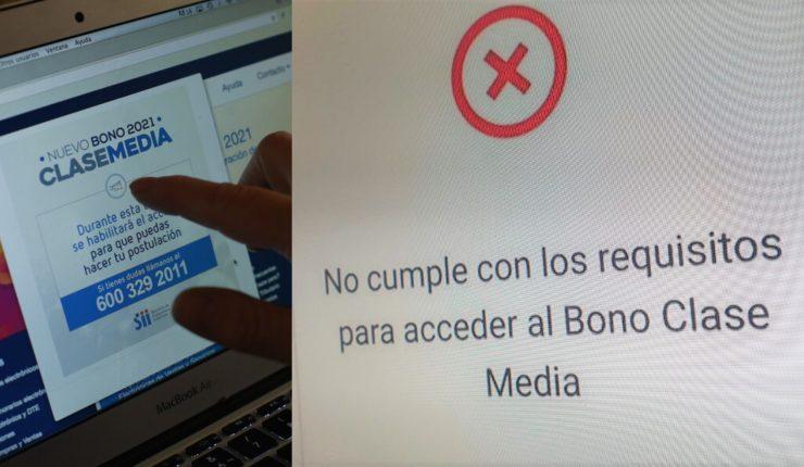 Gobierno aclara que quienes no calificaron al Bono Clase Media pueden optar al IFE renovado