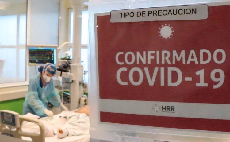 Este jueves se reporta 1 paciente fallecido en Salamanca y 39 nuevos contagios de Covid en el Choapa