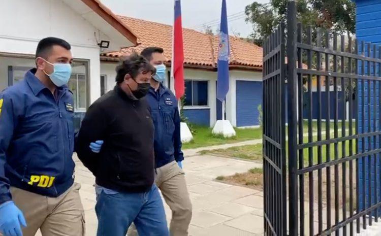 PDI detiene a sujeto por homicidio frustrado contra el nuevo conviviente de su ex pareja en Illapel
