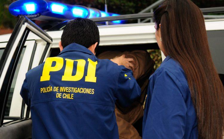 PDI detiene a una pareja por trafico de drogas sintéticas en Los Vilos