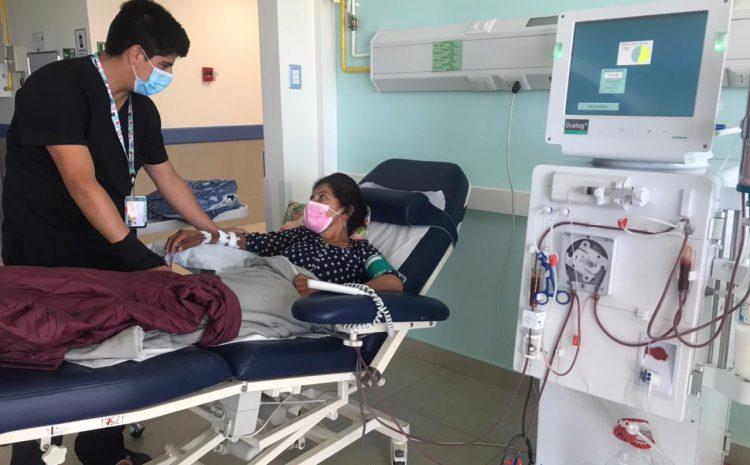 Centro de Diálisis de Los Vilos suma 4.300 atenciones en plena pandemia