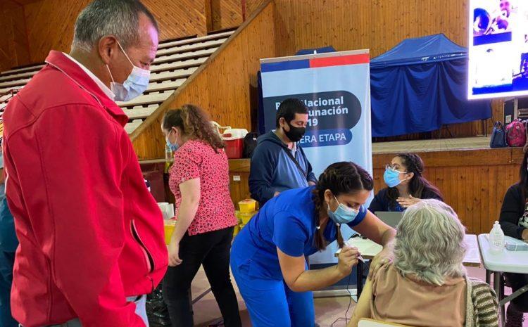 Destacan la labor de funcionarios de la salud en el combate a la pandemia