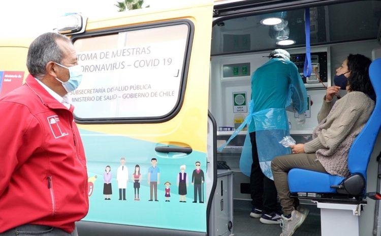 Nuevo BAC Móvil inicia su recorrido por la región de Coquimbo