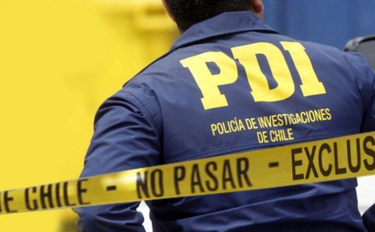 Hombre fue encontrado sin vida al interior de su vivienda en la comuna de Salamanca
