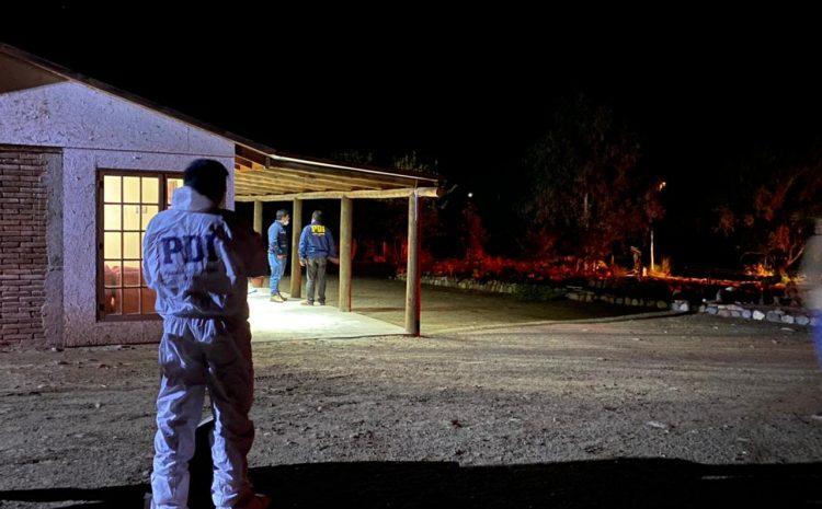 Brigada de Homicidios realiza primeras diligencias por muerte de un niño de 7 años en la comuna de Punitaqui