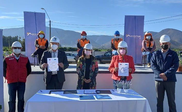 Gobierno y CCHC suman fuerzas para aumentar participación femenina en la construcción
