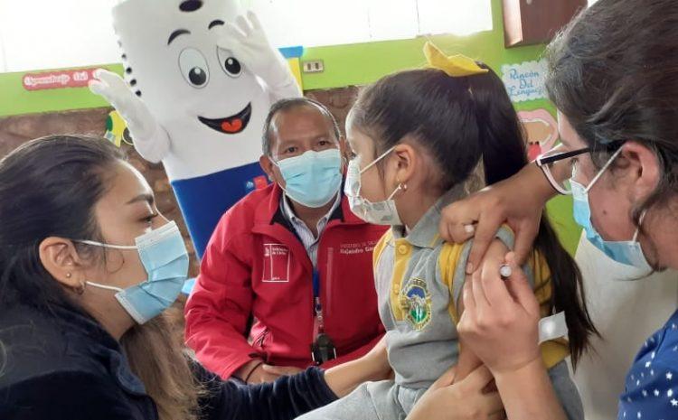 Un 37% de avance presenta la campaña de vacunación contra la Influenza en la región