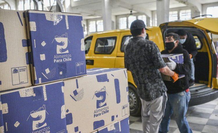 Informe de Contraloría revela irregularidades en la compra de las cajas de alimentos entregadas durante la pandemia