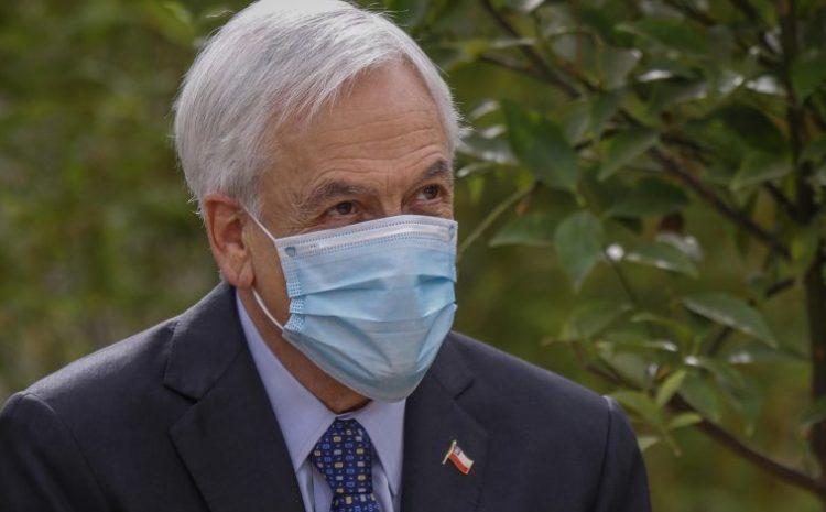 Presidente Piñera publicó este martes la ley de Salud Mental en medio de la pandemia