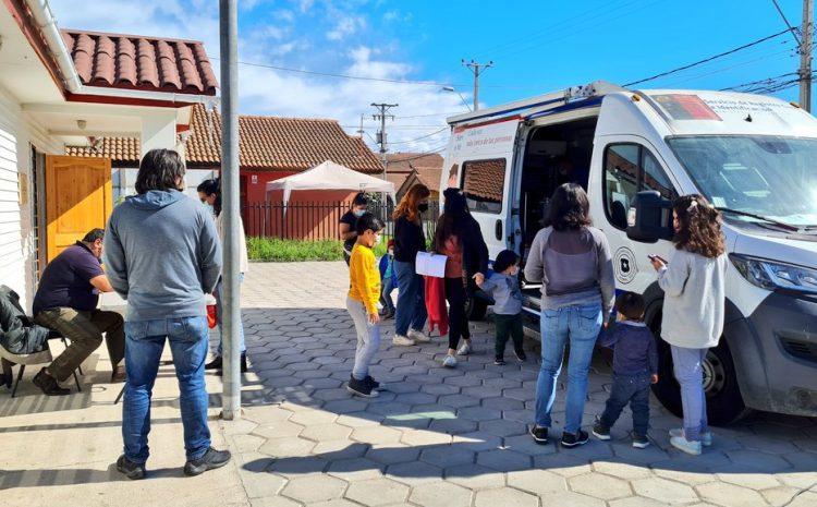 Operativos en terreno acercan servicios del Registro Civil a vecinos de la conurbación