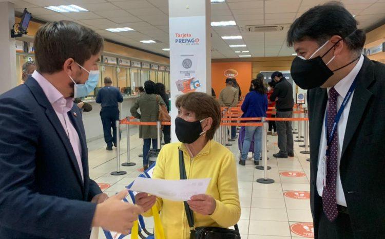 Más de 66 mil pensionados de la región recibirán el bono invierno 2021
