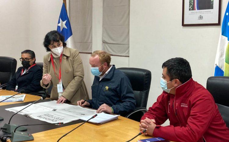 Gobierno refuerza las coordinaciones para un proceso eleccionario seguro y con protocolos sanitarios