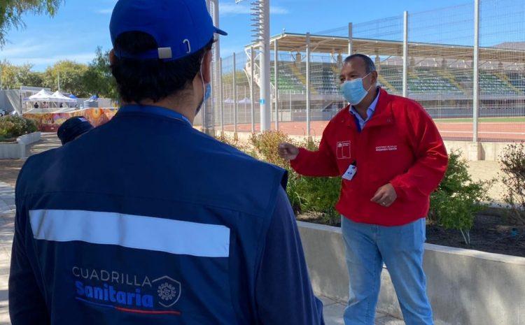 Este miércoles se reportaron 22 nuevos contagios por Covid-19 en la Provincia del Choapa