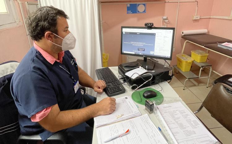 Habilitan nueva plataforma para realizar telemedicina en los hospitales