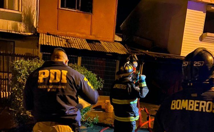 Conmoción en Salamanca: 2 menores y 2 adultos fallecieron tras incendio estructural en Villa Santa Rosa