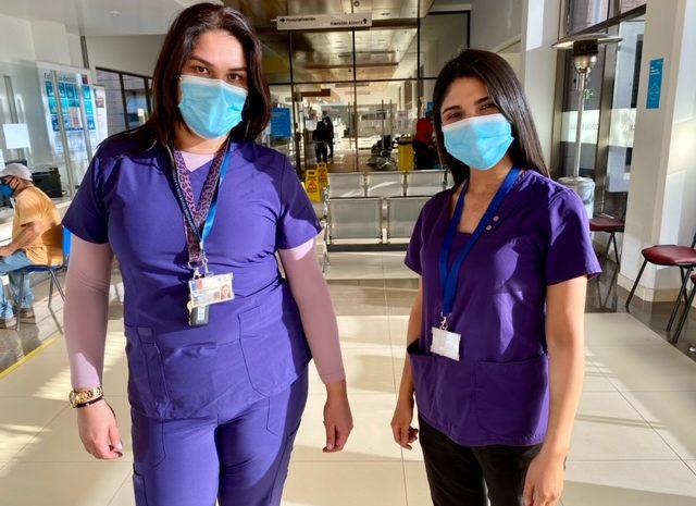 Nutricionistas del Hospital de Salamanca entregan tips de alimentación en tiempos de pandemia