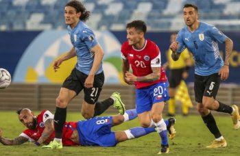 La Roja asegura la clasificación a cuartos de final de Copa América