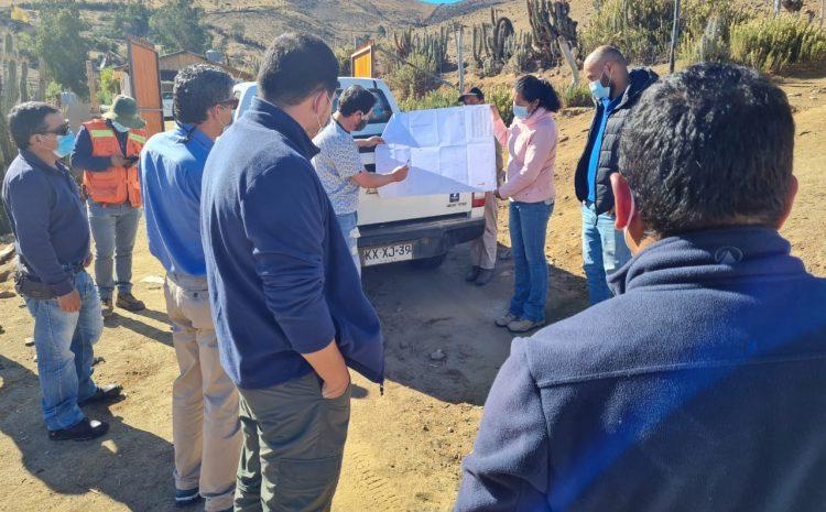 La localidad de El Chilcal contará con nuevo APR