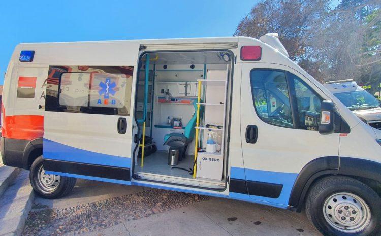 16 ambulancias llegarán a reforzar los centros de salud de la región