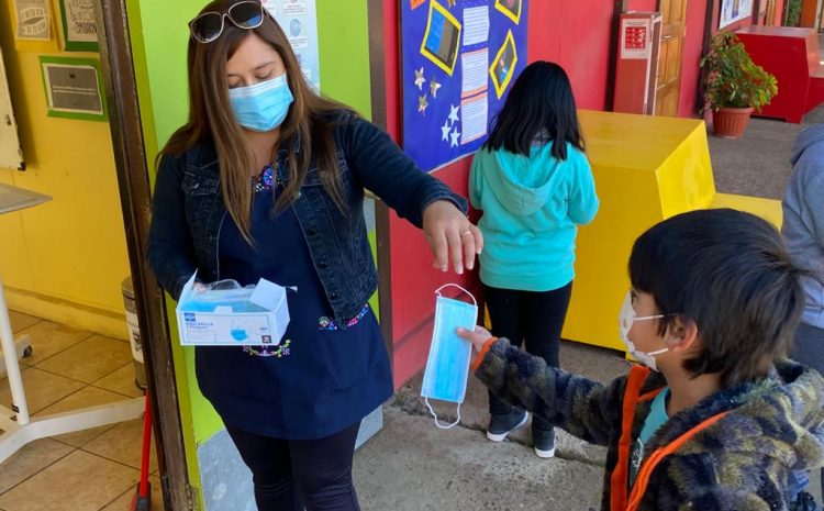 La importante labor preventiva de las Cuadrillas Sanitarias Escolares