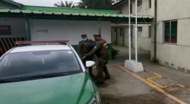 Femicidio frustrado en Coquimbo: Víctima era amenazada con una botella en el cuello