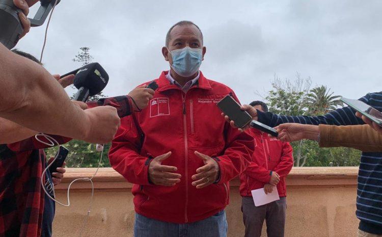 Provincia del Choapa no registra nuevos casos en las últimas 24 horas