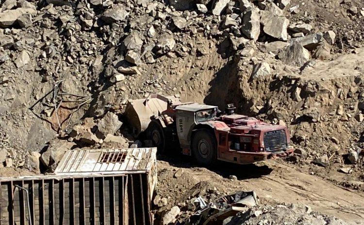 Encuentran cuerpo de minero desaparecido en derrumbe minero en Ovalle