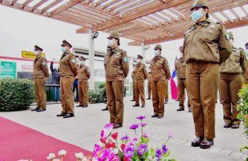 Refuerzan seguridad en la región con nuevo personal policial