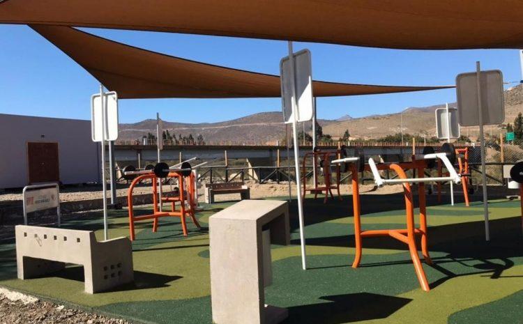 Illapel: Pronta inauguración de plaza «Elige Vivir Sano»