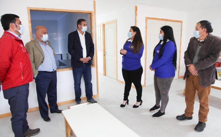 Se inaugura jardín infantil «Los Cariñositos de Tahuinco»